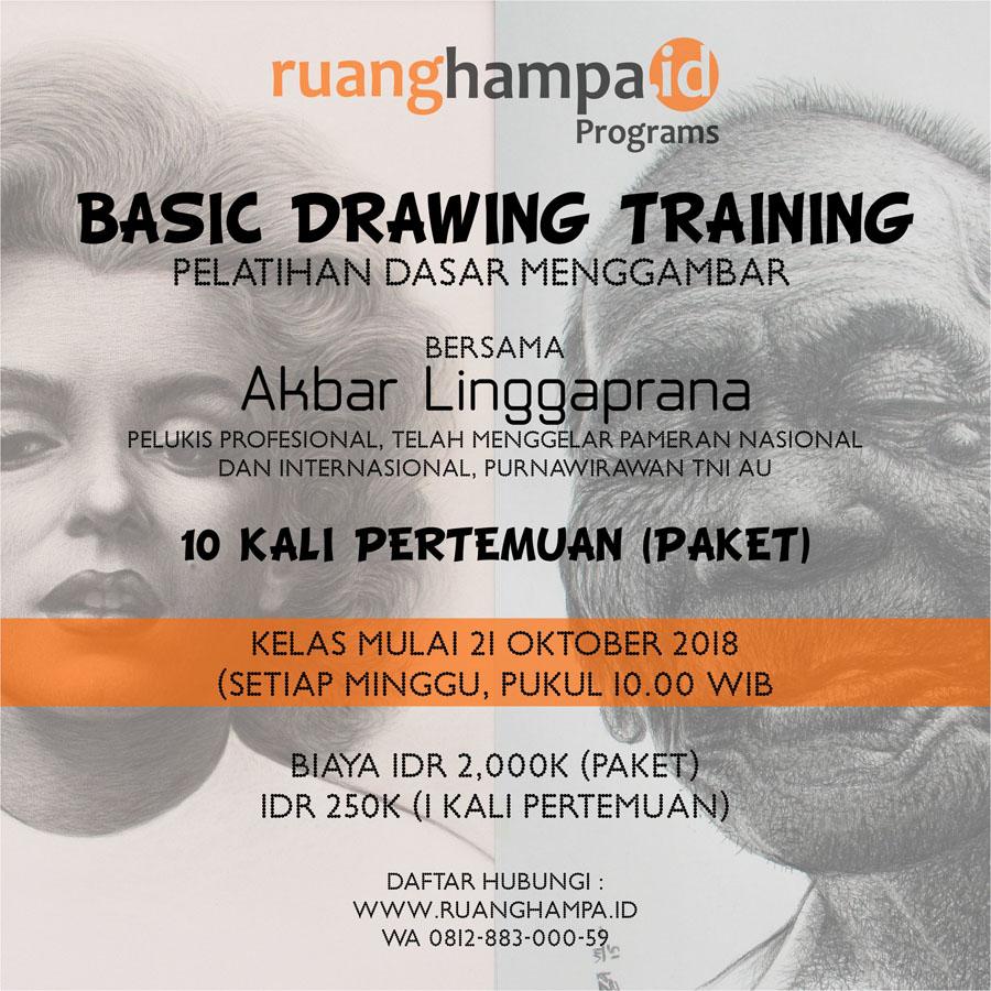 Basic Drawing Training